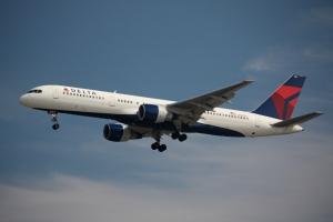 A stock image of a Delta plane - where the magic happens