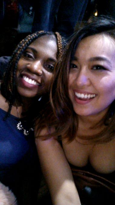 Me and Vivien